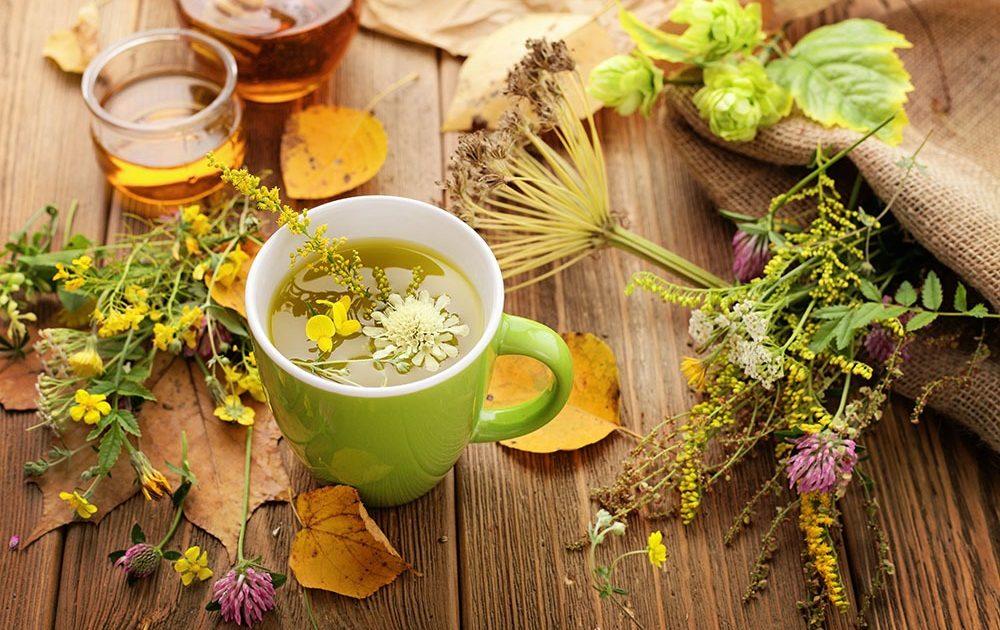 Ceai de vasc formula as